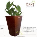 Ziant Hydro Planter Pot (M) Image
