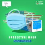 Protective Mask - 3-PLY Face Mask [50pcs / box] Image